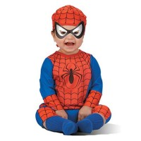 Spider-Man Comic Infant / Toddler Costume