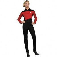 Star Trek Enterprise Costume