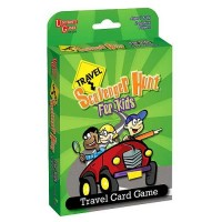 Scavenger Hunt For Kids Cards
