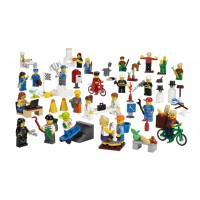 Lego Community Minifigures Set