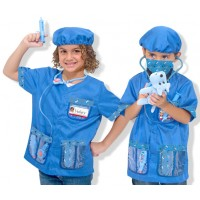 Melissa and Doug Children's Veterinarian Costume Set