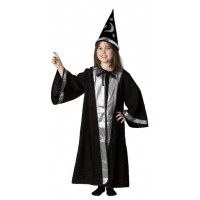 Wizard with Cone Hat Costume