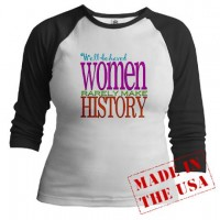 Well Behaved Women Multi-Color T-Shirt