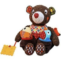 Bear Activity Rattle and Teether