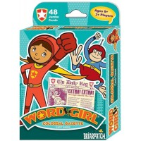 WordGirl Colossal Gazette Card Game