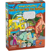 The Magic School Bus - Back in Time With the Dinosaurs