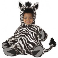 Infant/Toddler Zebra Costume